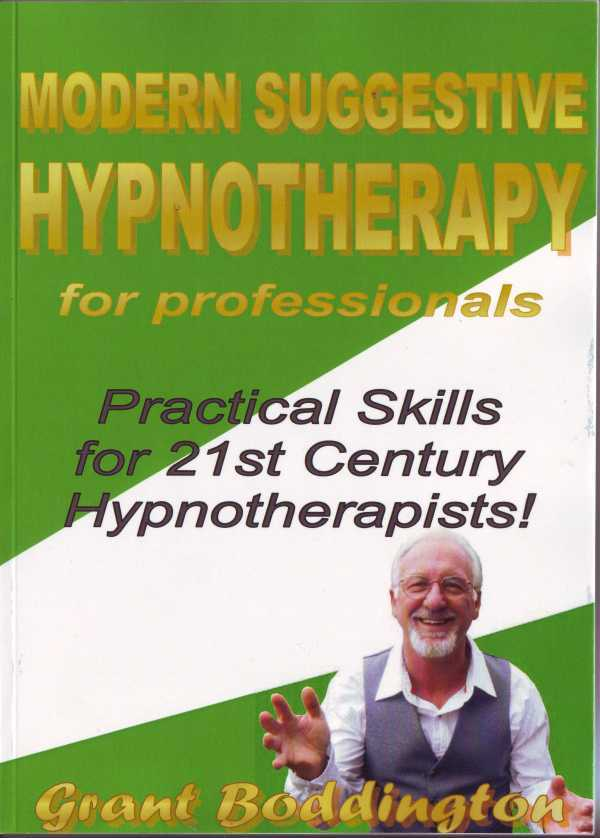 Modern                           Suggestive Hypnotherapy for Professionals